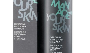 Energizing Body & Hair Shampoo
