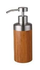 Seifenspender aus Bambus
