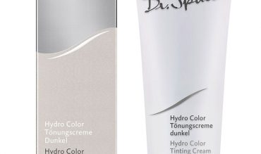 Hydro Color Tönungscreme dunkel, 50ml