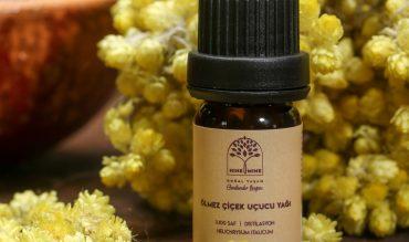 Immortelle Flower Etherisches Öl, 5 ml 100%